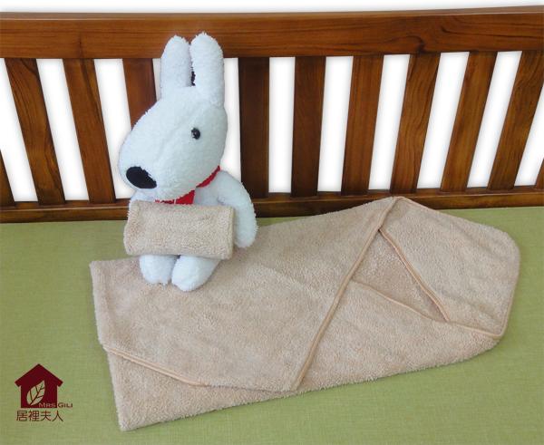 嬰兒大浴巾
