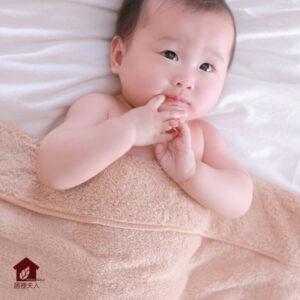 小蓋被,大浴巾