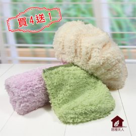 毛巾,髮套,淨臉妖巾