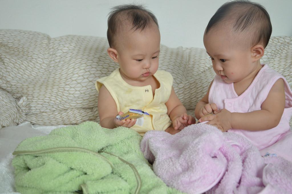 嬰兒包巾,嬰兒浴巾,彌月禮,洗臉巾
