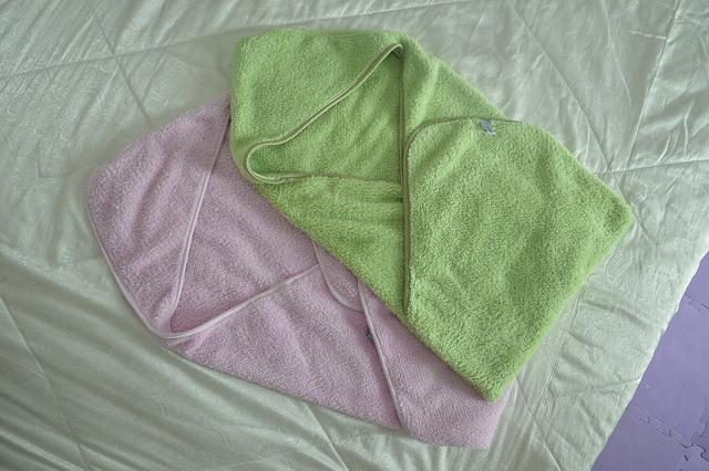嬰兒包巾,蓋被,嬰兒沐浴,浴巾