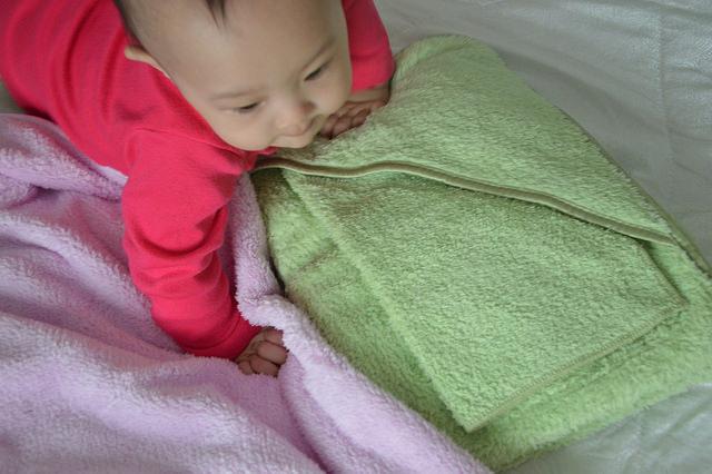嬰兒包巾,嬰兒浴巾,彌月禮,口水巾