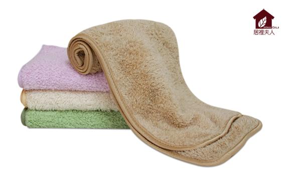 養身拉筋,運動毛巾