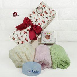 潔顏禮盒,聖誕節,跨年,交換禮物